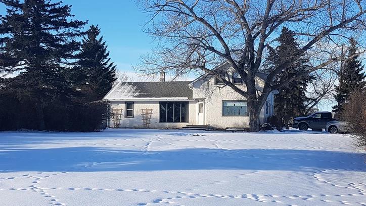 Hansen Land Brokers - Land For Sale - 156 Acres near Delacour, AB