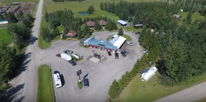 Hansen Land Brokers - Grandview Stage Auction