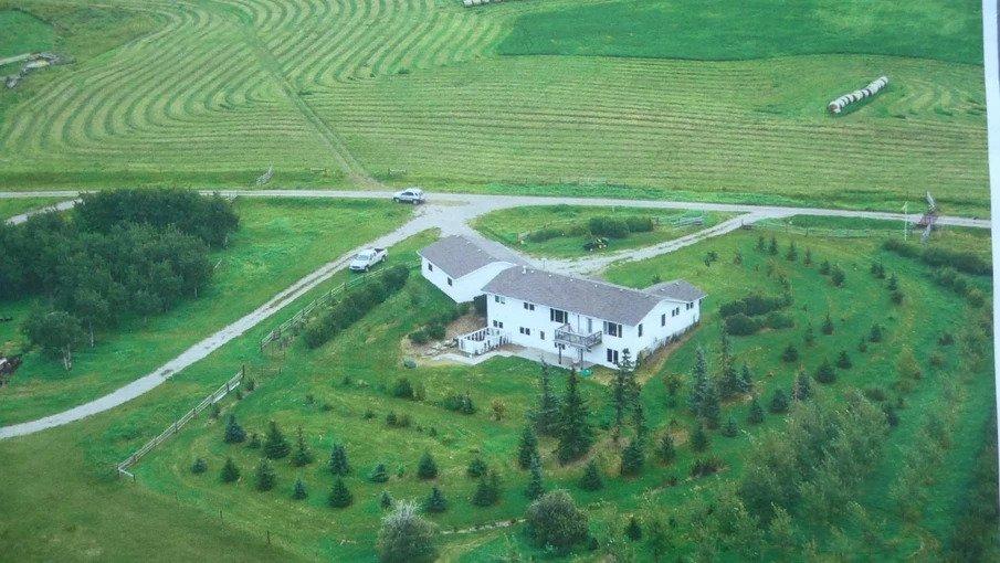 Hansen Land Brokers - Land For Sale - Lorell Ranch - 1159 Acres SW of Nanton