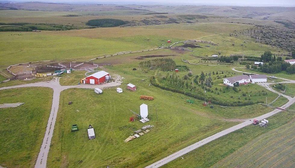 1159 Acres SW of Nanton