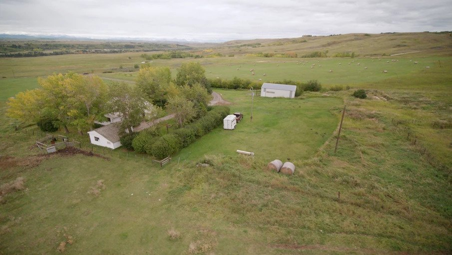 145 Acres in Glenbow Ranch Area