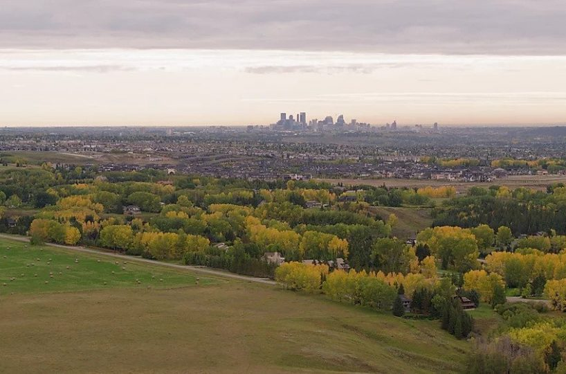 145 Acres in Glenbow Ranch