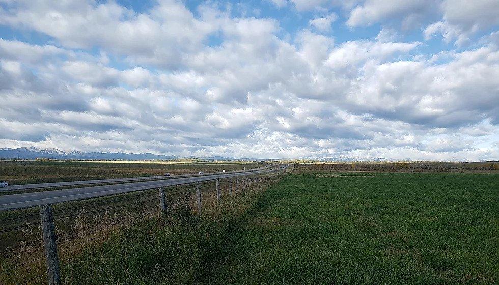 447 Acres West of Calgary