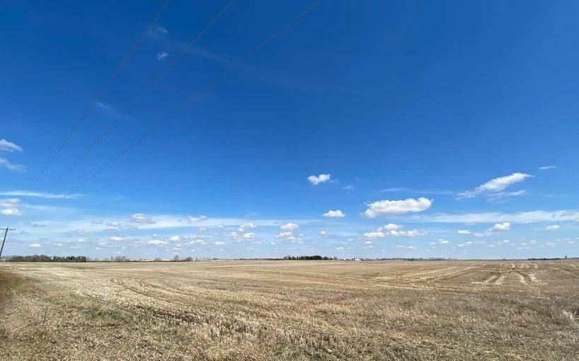 Hansen Land Brokers - Land For Sale - Range Road 270, Dalemead, AB T0J