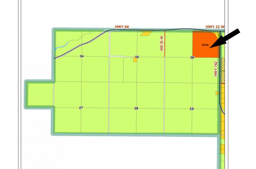 Hansen Land Brokers - Taylor county map