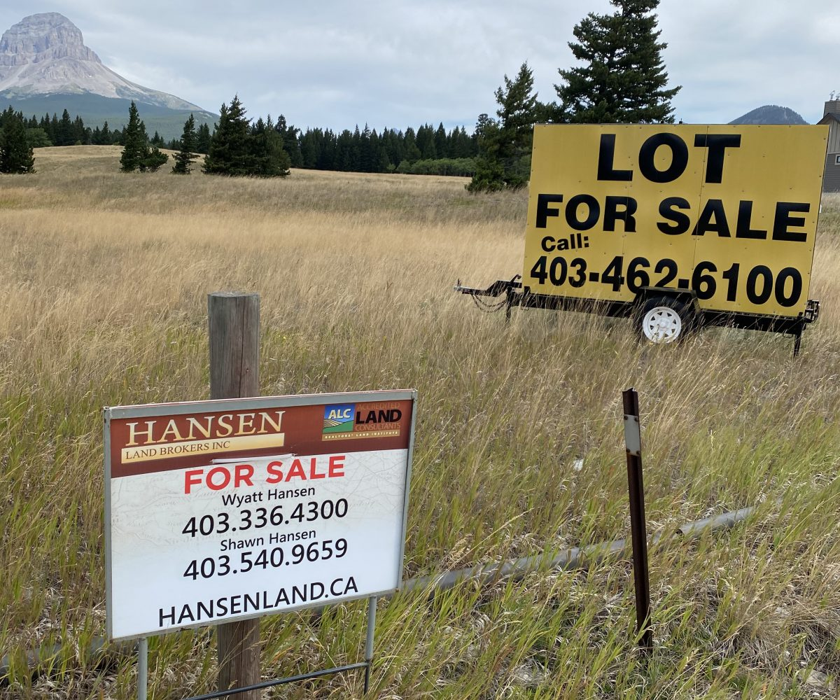 Hansen Land Brokers - Alberta Land For Sale