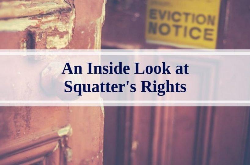 Squatters Rights - Alberta