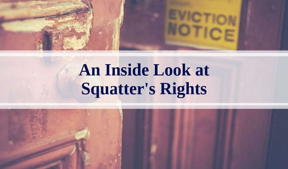 Squatters Rights - Alberta