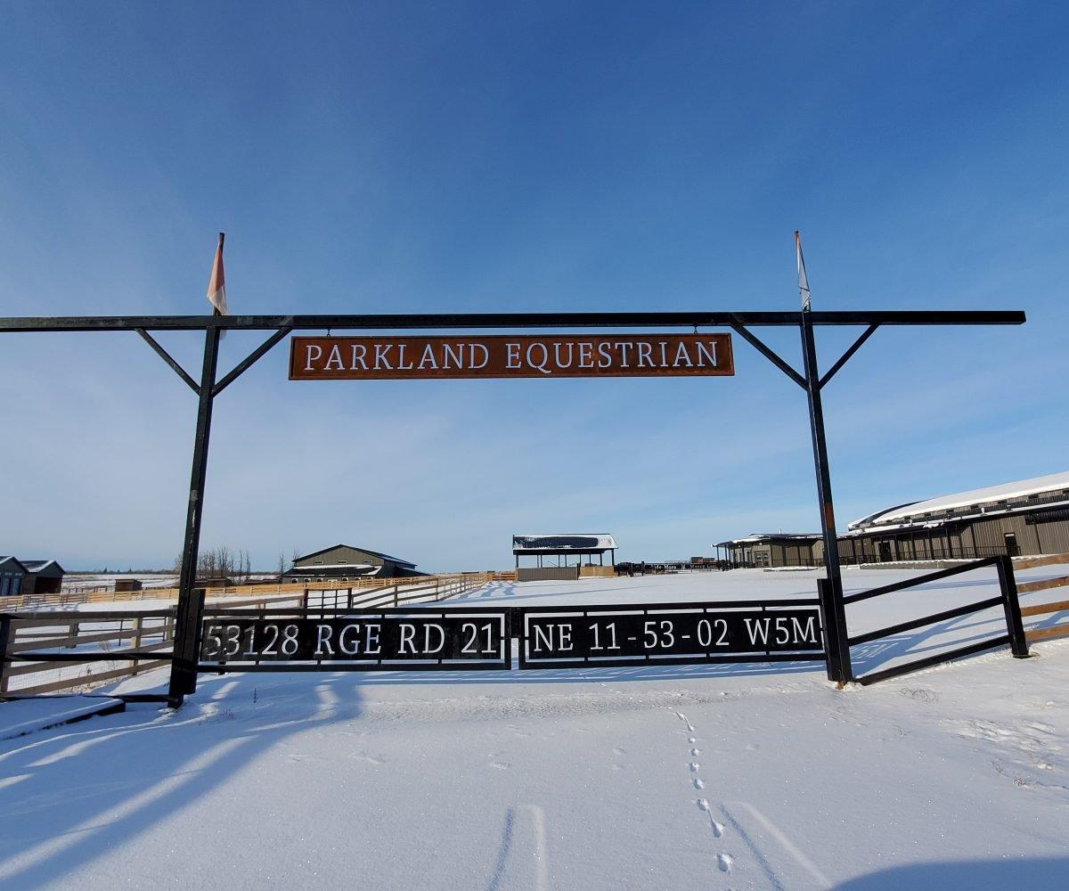 Hansen Land Brokers - Parkland Equestrian Center - Land For Sale