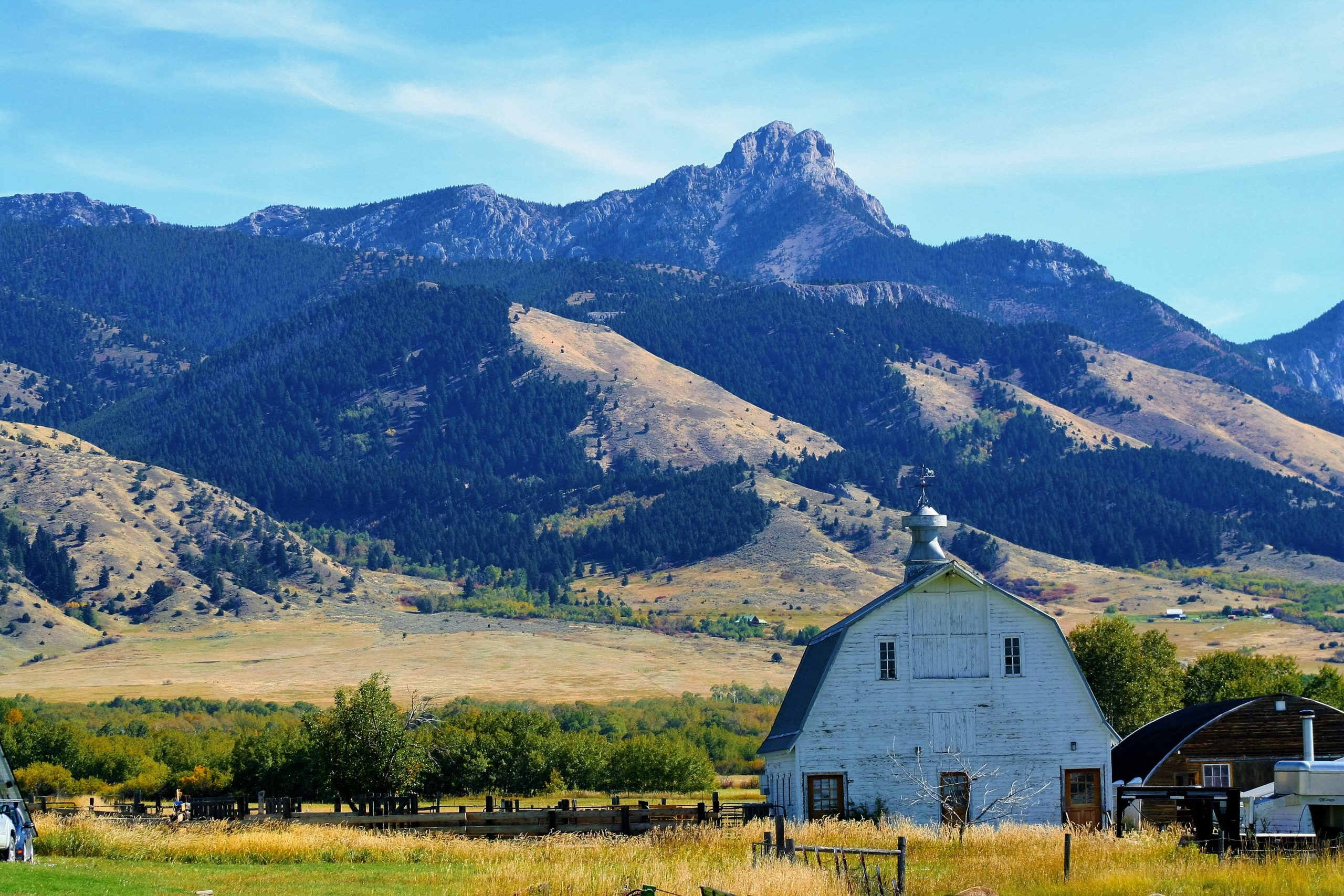 Alberta Ranch For Sale - Hansen Land Services
