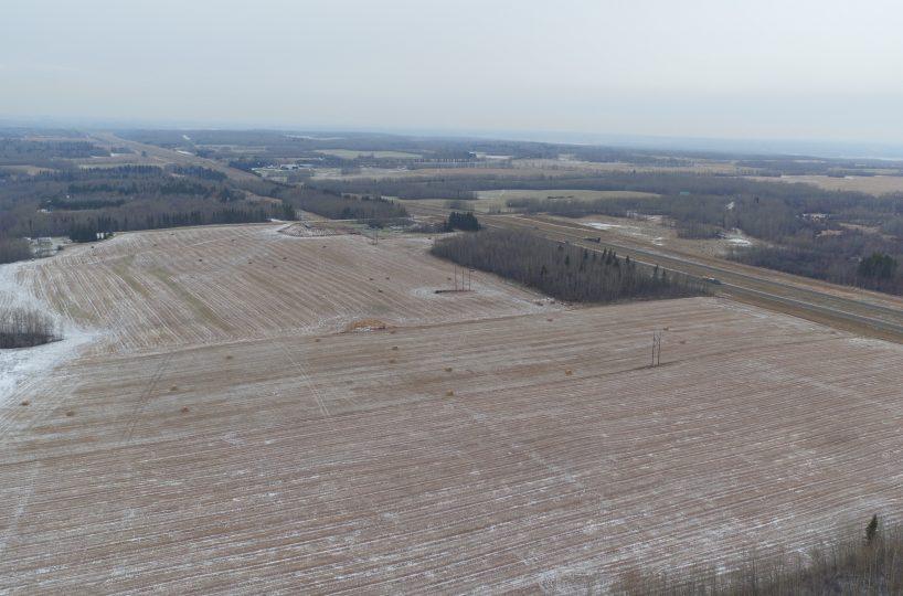 Hansen Land Brokers - 132.48 (+/-) Acres near Wabamun Lake