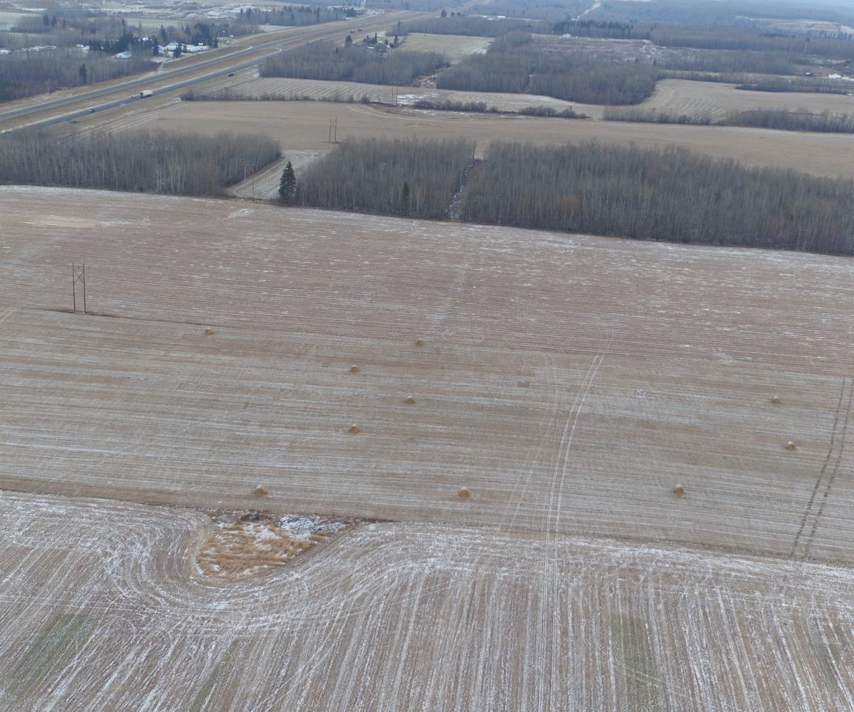 Hansen Land Brokers - 144.97 (+/-) Acres near Wabamun Lake