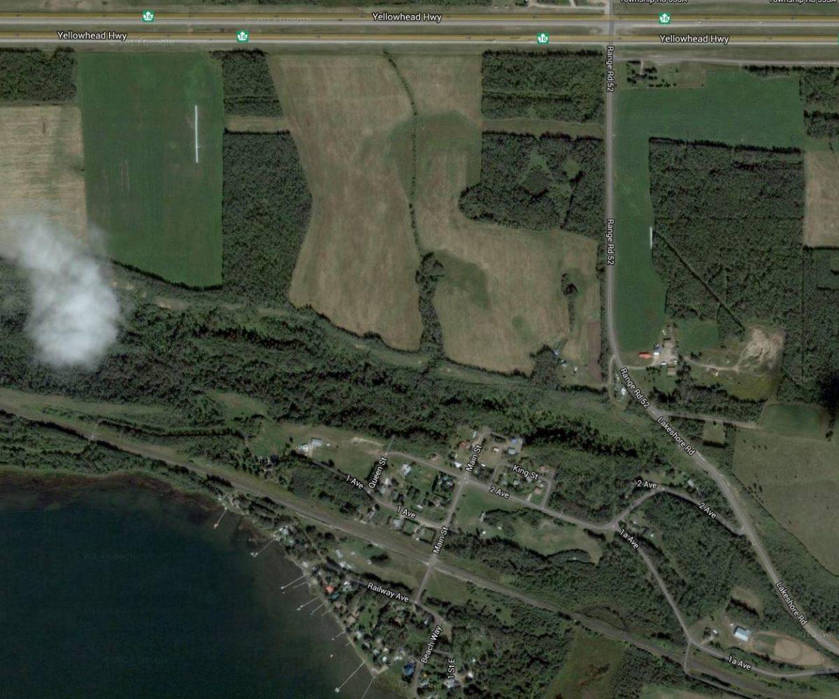 Hansen Land Brokers - 144.97 (+-) Acres near Wabamun Lake