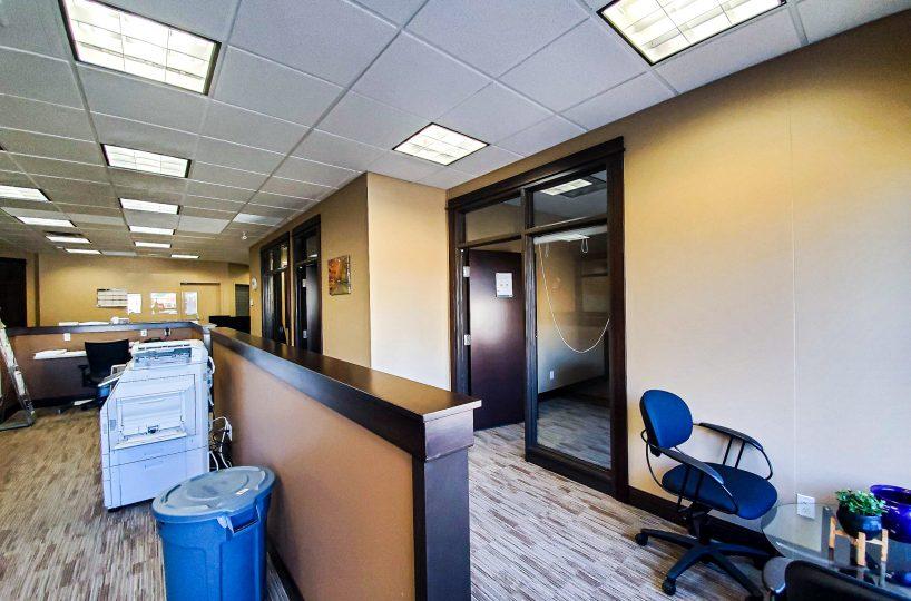 Hansen Land Brokers - Office For Rent - High River