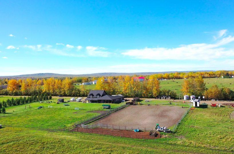 Hansen Land Brokers - Lazy W Ranch: Working Cattle Ranch
