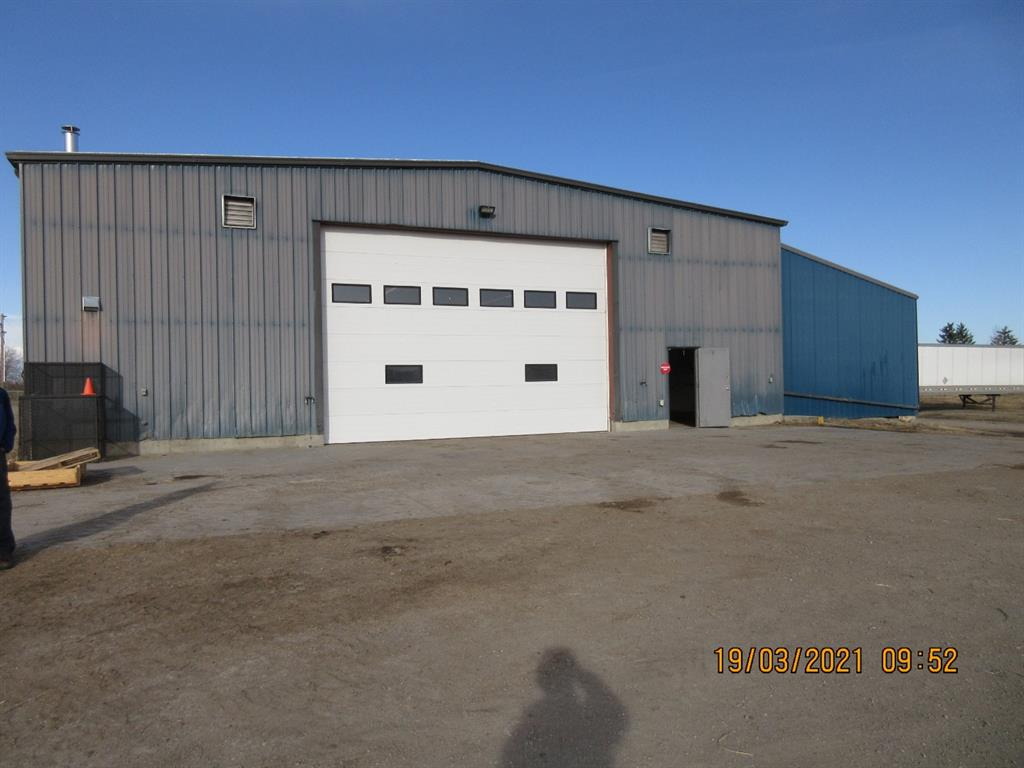 Hansen Land Brokers - Serviced Commercial / Industrial Lot in High River