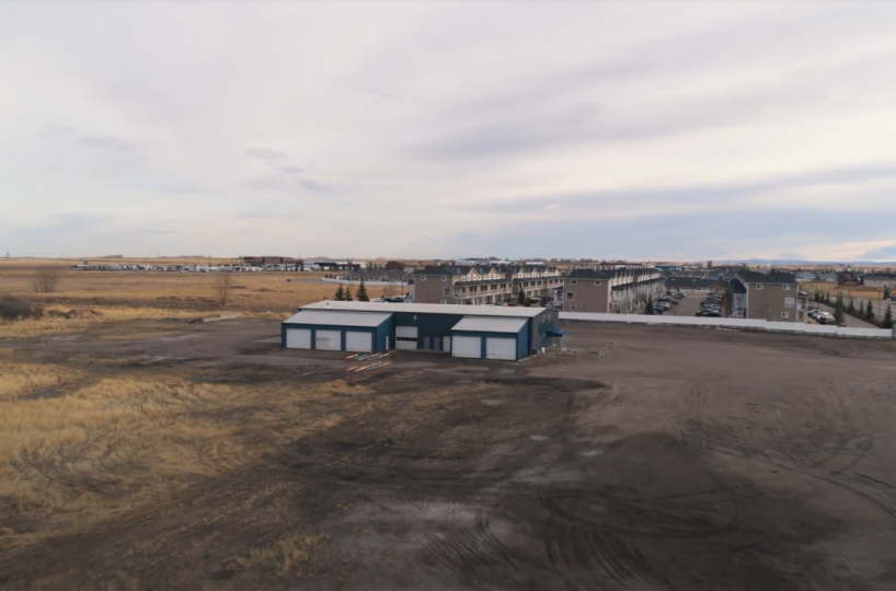 Hansen Land Brokers - Serviced Commercial / Industrial Lot in High River - 21