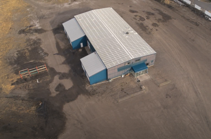 Hansen Land Brokers - Serviced Commercial / Industrial Lot in High River -22
