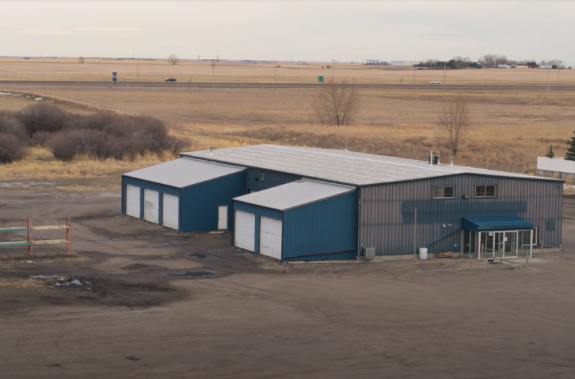 Hansen Land Brokers - Serviced Commercial / Industrial Lot in High River -23