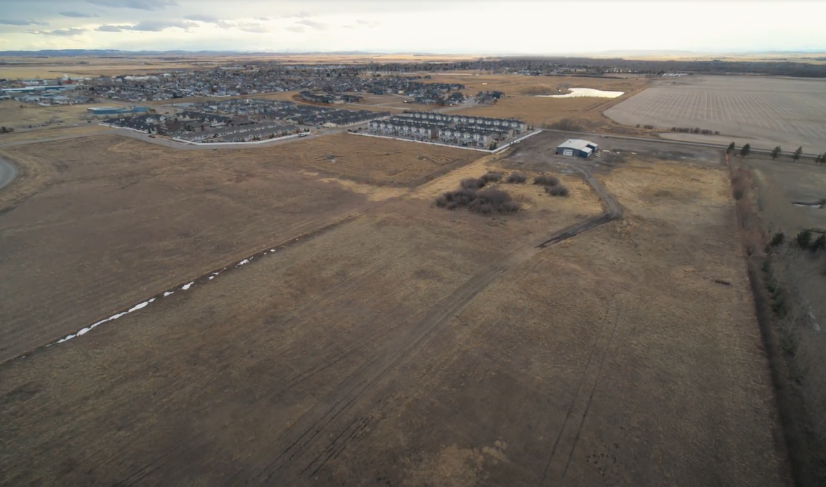 Hansen Land Brokers - Serviced Commercial / Industrial Lot in High River - 29