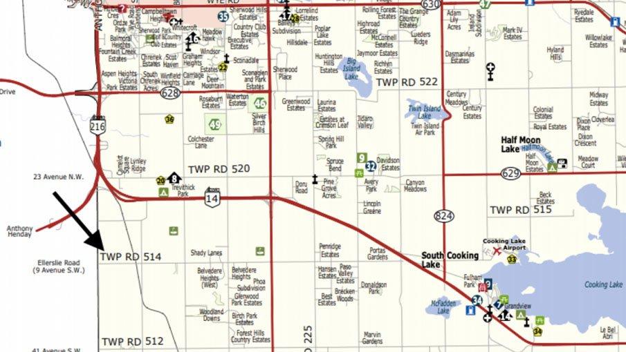 Hansen Land Brokers - 160 Acre Development-1