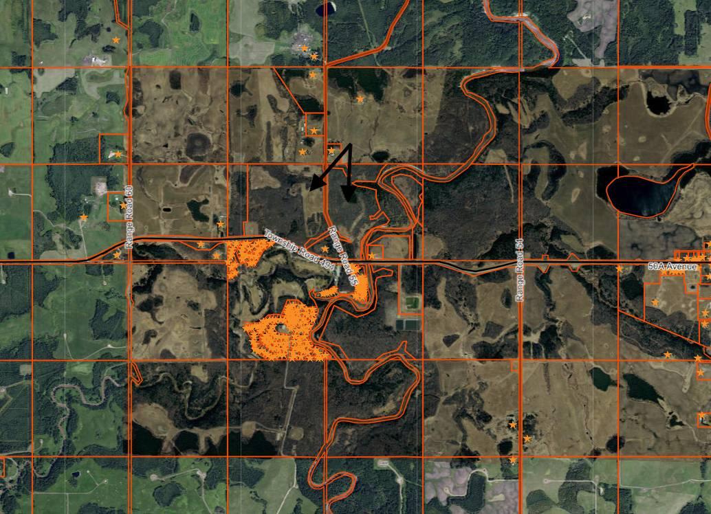 Hansen Land Brokers - 173 Acres - Birchwood County Land For Sale