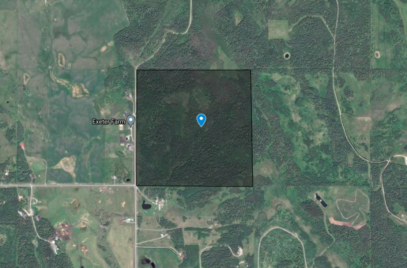Land For Sale - 160 Acres South West of Priddis 7