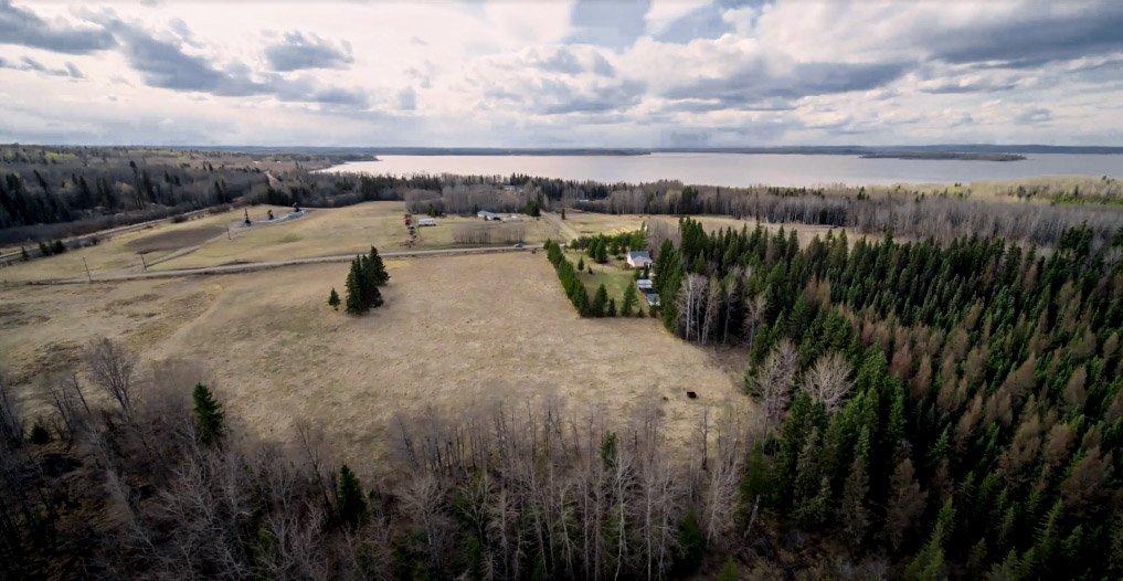 Hansen Land Brokers - Beautiful 566 Acres Parcel on Chip Lake
