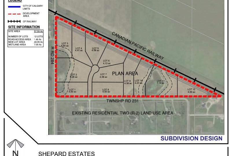 Hansen Land Broker - Development Land For Sale Near SE Calgarys