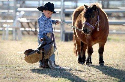Hansen Land Brokers - Little Britches Rodeo - 2 - 2021